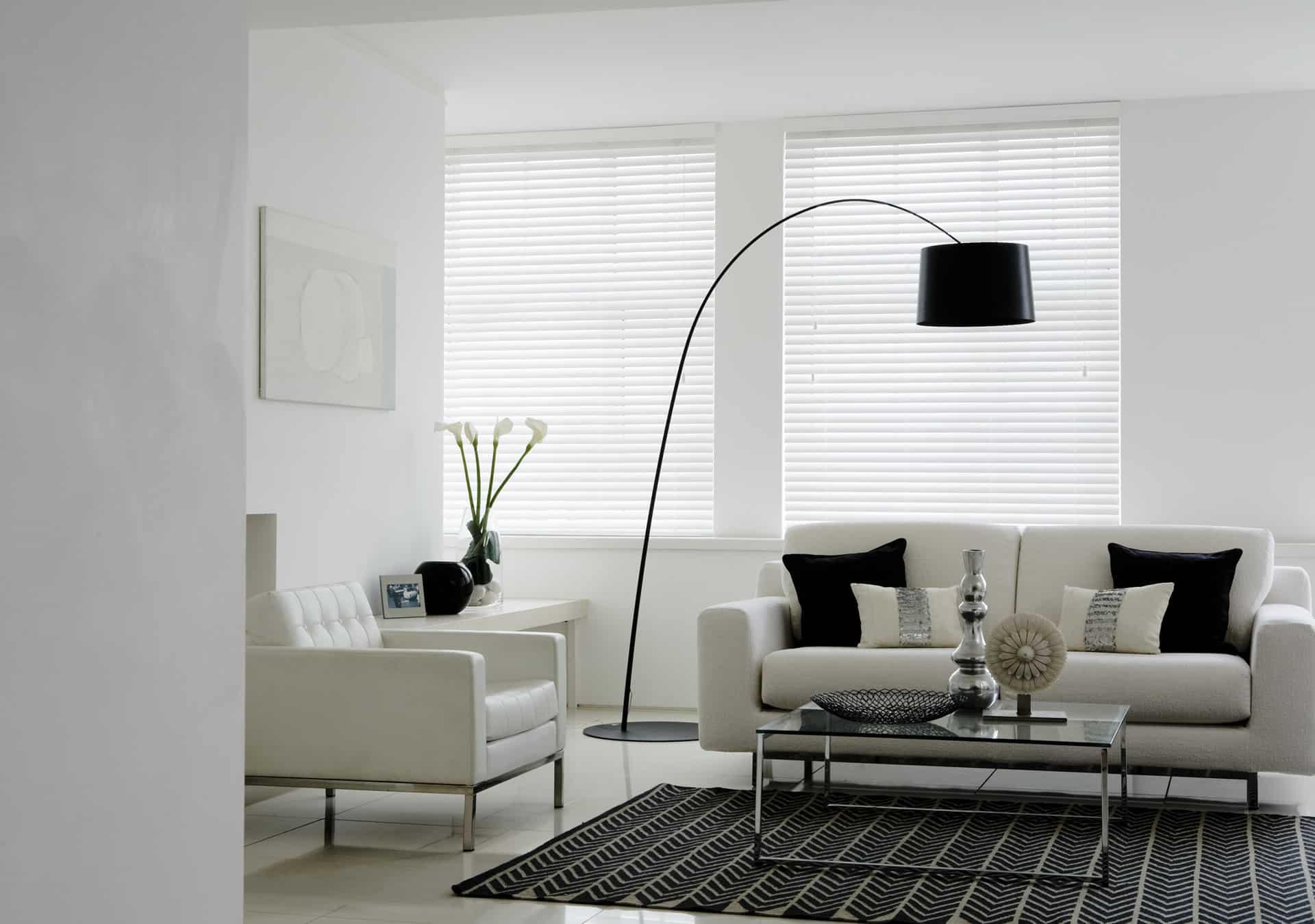 Fauz wooden blinds Newcastle